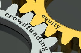 crowdfunding means equity