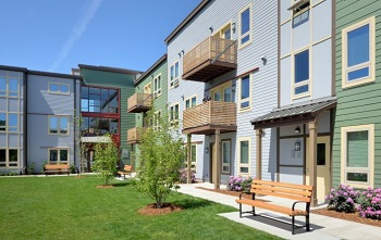 St. Polycarps provides affordable housing as part of its units in Somerville, MA