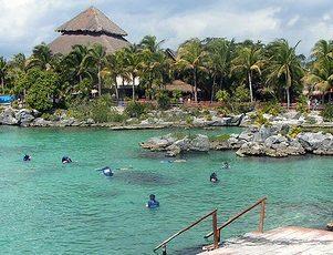 Island vacaton resort