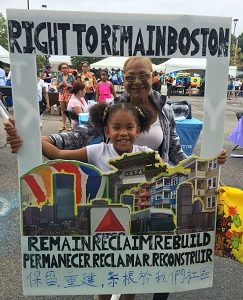 Hyams Foundation grantee Right to the City Boston builds the power of low-income people and people of color in Boston through grassroots leadership development and community organizing.