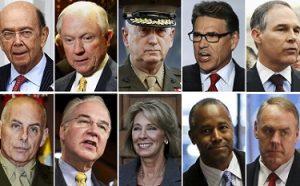 U.S. President Donald Trump's Wealthiest Cabinet Members